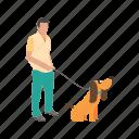 animal, dog, outdoors, park, pet, walk, walking