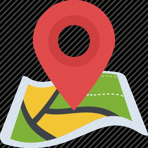 Address navigation, geolocation, gps, location map, map ...