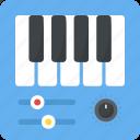 digital keyboard, electric keyboard, electric piano, piano, piano keyboard