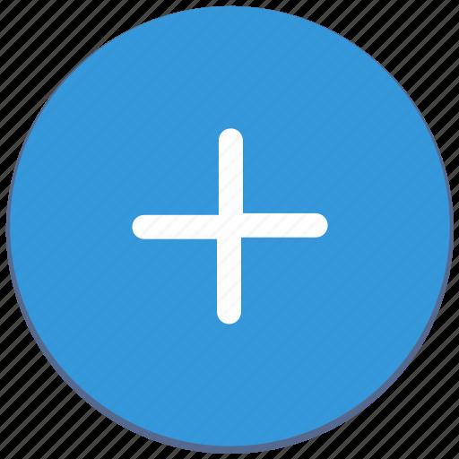 action, add, create, design, material, plus icon