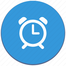 alarm, clock, design, material, time, timer icon