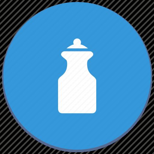 bottle, design, dishes, kitchen, material, milk icon