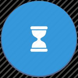 design, load, material, preloading, process, wait icon