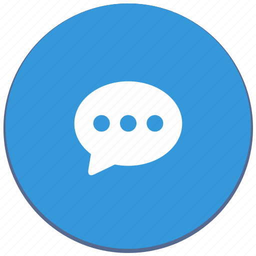 comment, design, dialog, material, message icon