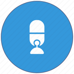 design, device, material, mic, microphone, record icon