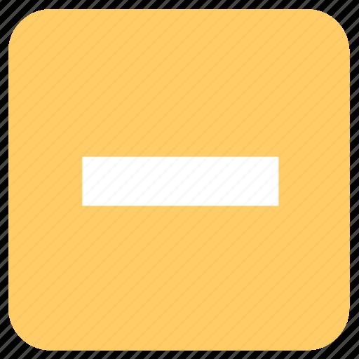 delete, remove, termination icon