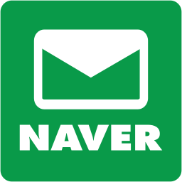 address book, contact, contacts, email, mail, naver, square icon