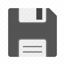 backup, data, disk, floppy, record, save, storage icon