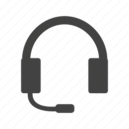 aid, assistance, call, customer, headphones, operator, support icon
