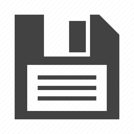backup, data, disk, floppy, record, save, storage icon