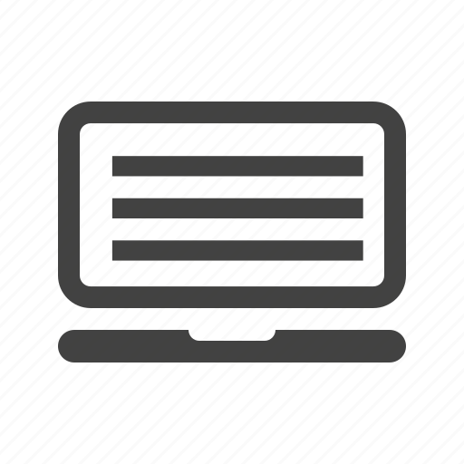 computer, dashboard, desktop, device, homepage, monitor, technology icon