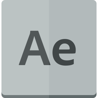adobe, after, creative cloud, effects icon
