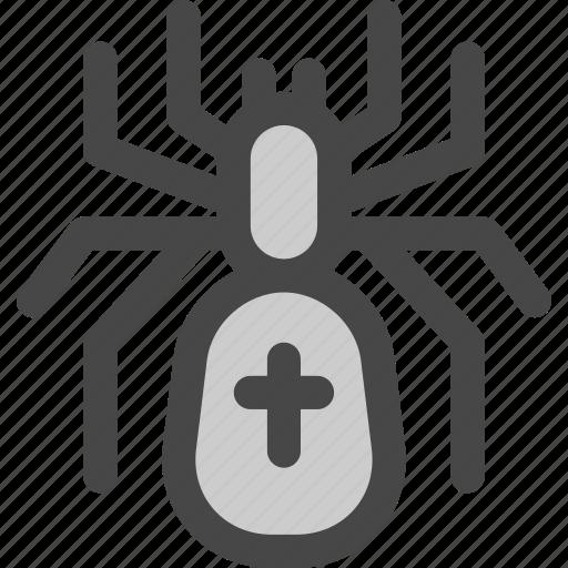 animal, halloween, insect, poison, spider, tarantula icon