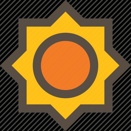 day, light, sun, sunny icon