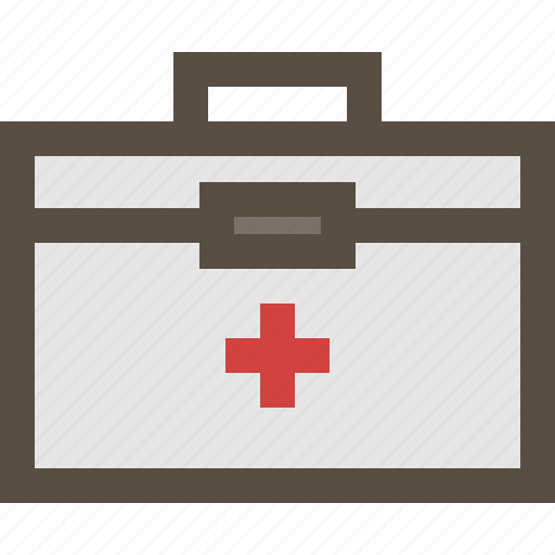 emergency, first aid kit, medical equipment, medicine icon