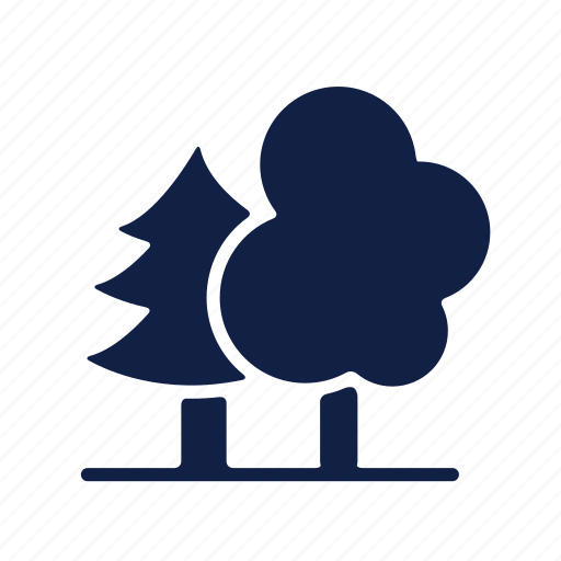forest, jungle, nature, plant, travel, tree, tree icon icon