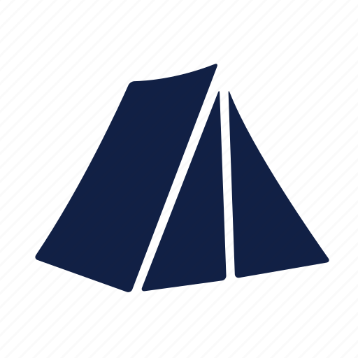 camp, camping, holiday, tent, tent icon, travel, vacation icon
