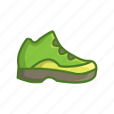 adventure, foowear, gym shoes, shoe, shoes, slipper, sport shoes icon