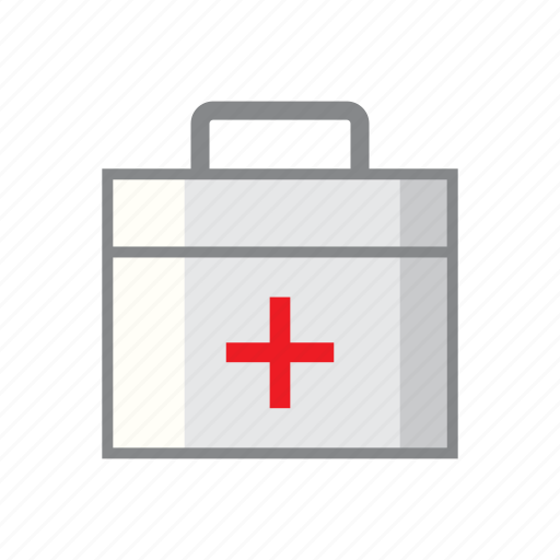 box, cure, heal, hospital, ill, sick, wounds icon