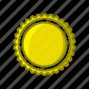 shine, light, sol, sun, orb, phoebus, ray icon