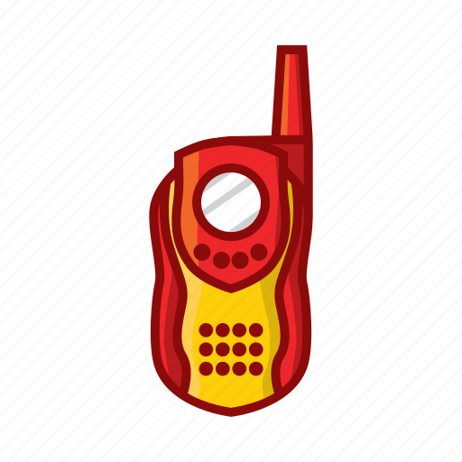 communication, contact, handphone, ht, sound, talk, walkie talkie icon