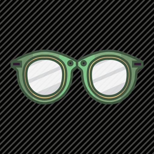 eye, eyeglasses, glasses, mirror, peepers, specs, spectacles icon