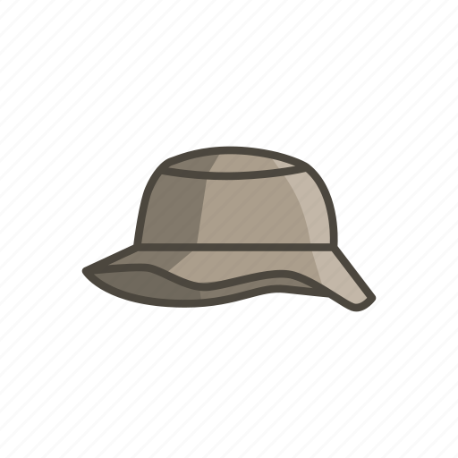 cap, hair, hat, head, headgear, sun, topee icon