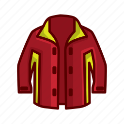 appare, blouse, clothes, costume, dress, jacket, shirt icon
