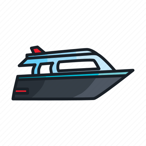 boat, cruiser, ship, skipper, vessel, watercraft, yacht icon