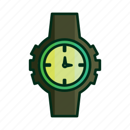 clock, hour, sport clock, ticker, time, watch, wristwatch icon