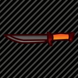 folding knife, knife, pen knife, shank, shiv, sword, weapon icon