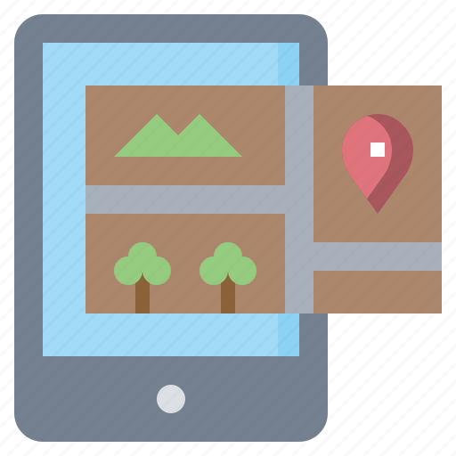 Geography, location, pin, placeholder icon - Download on Iconfinder