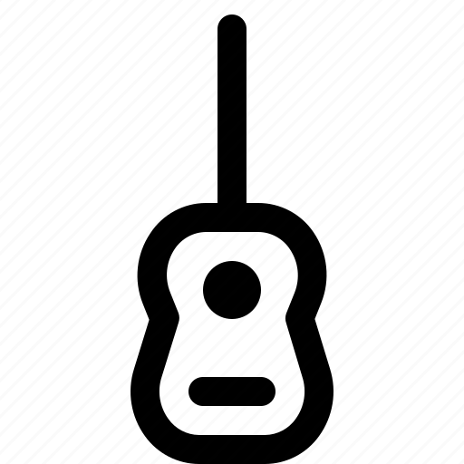 Guitar, instrument, music, song icon - Download on Iconfinder