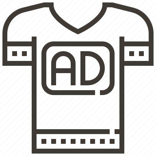 Advertising, shirt, t-shirt, top icon - Download on Iconfinder