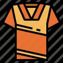 clothing, promote, sale, shirt icon