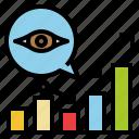 advertising, eye, high, marketing, visibility, vision