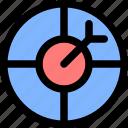 arrow, business, target, accuracy, sport