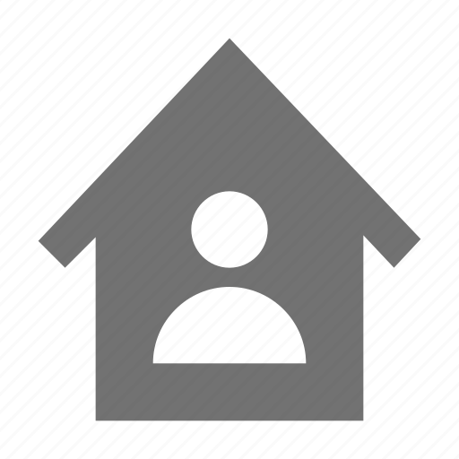 family house, home, house, property, real estate icon