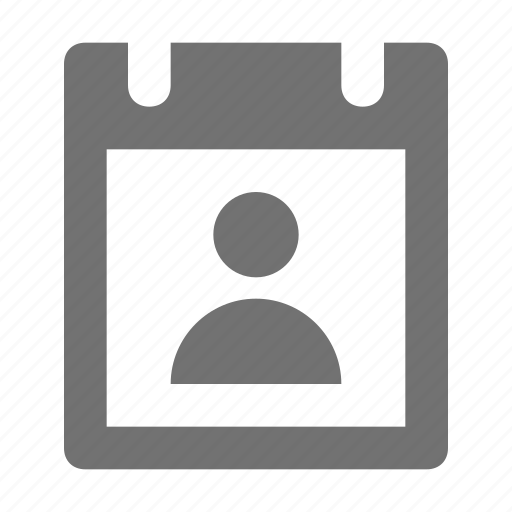 Biodata Cv Job Application Job Profile Resume Icon
