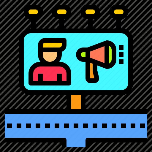 Advertising, billboards, business, cash, finance, marketing, money icon - Download on Iconfinder