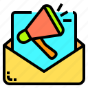 bubble, chat, communication, email, envelope, letter, message icon