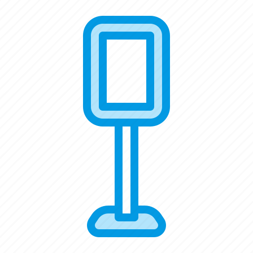 Ad, advertisement, advertising, exhibition, stand icon - Download on Iconfinder