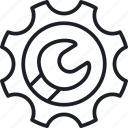 advise, analysis, setup, target icon