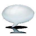 bulle, verre icon