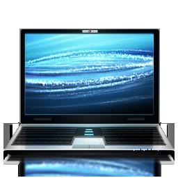 ordinateur, portable icon