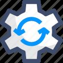 automation, automationconfiguration, devops, settings icon