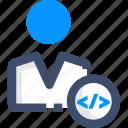 developer, people, profile, programmer, srchitect, user