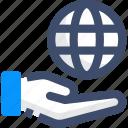 communication, globe, internet, internetglobal, service