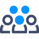 group, organization, owners, people, team, users
