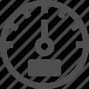 dashboard, guage, metrics, productivity, speed test, speedometer